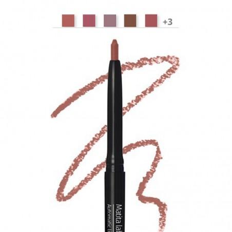 crayon automatique lèvres couleur Rose foncé MA00014/1