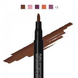 Crayon semi-permanent couleur chocolat MA0010/02