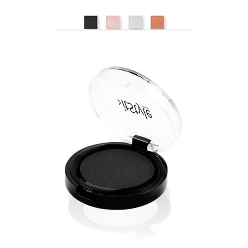 fard a paupieres compact glitter noir