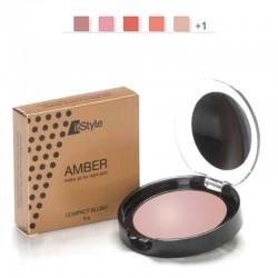 fard compact amber plum