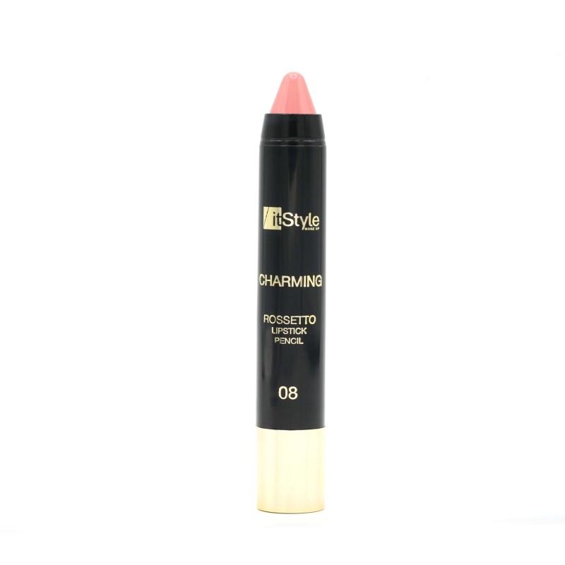 Rouge à lèvres - Charming lipstick Pêche nude 8