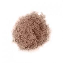 fond de teint poudre minéral  couleur naturel brun 6