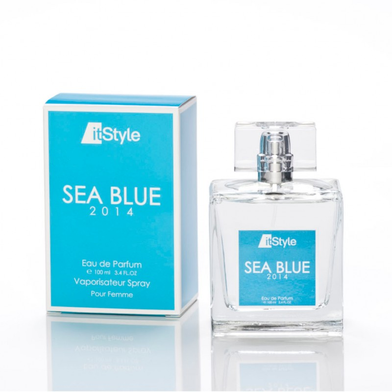 Eau de Parfum Donna SEA BLUE