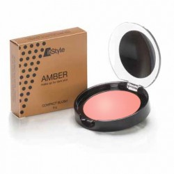 fard compact amber itstyle pêche 4