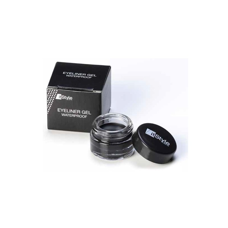 eyliner gel noir waterproof