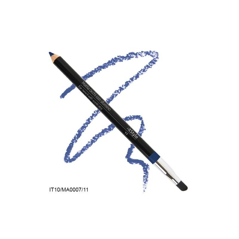 Crayon pour les yeux avec tampon itstyle  bleu nuit 11