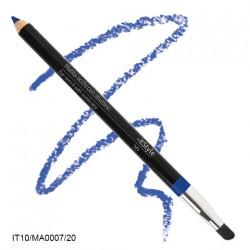 Crayon pour les yeux avec tampon itstyle  bleu electrique 20