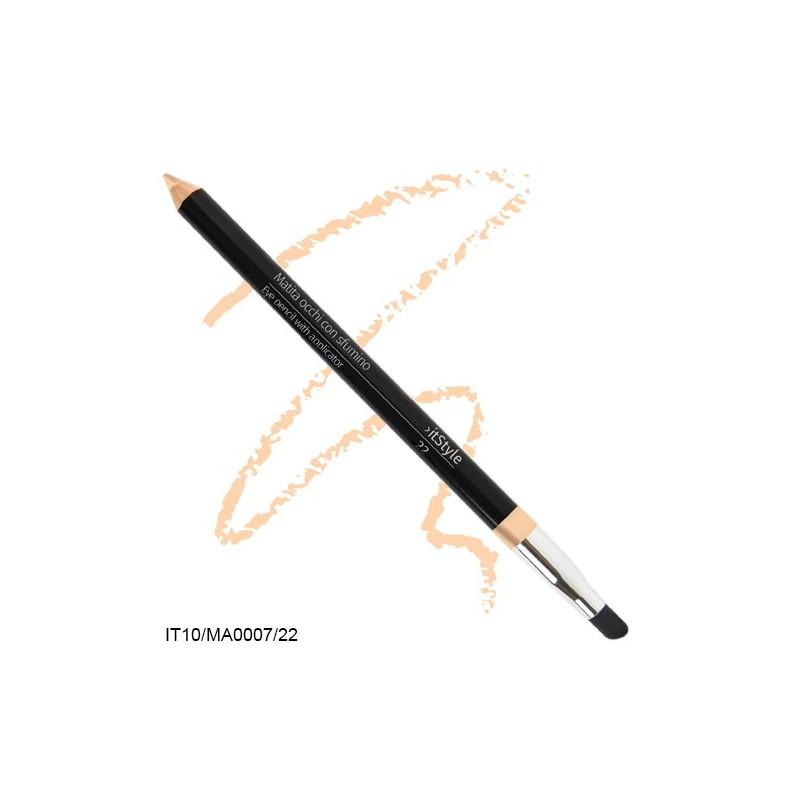 Crayon pour les yeux avec tampon itstyle  22 fond de teint