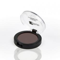 Fard à paupières compact luxury eyes shadow coloris  brun mat 4
