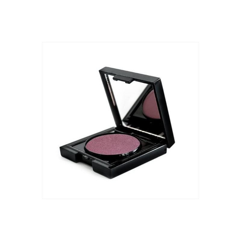Fard à paupières compact glamour satin itstyle colori  bordeaux perle 7
