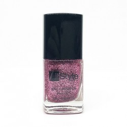 PINK GLITTER  NAIL LACQUER   3G