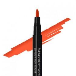 Crayon semi-permanent couleur ORANGE  MA0010/24